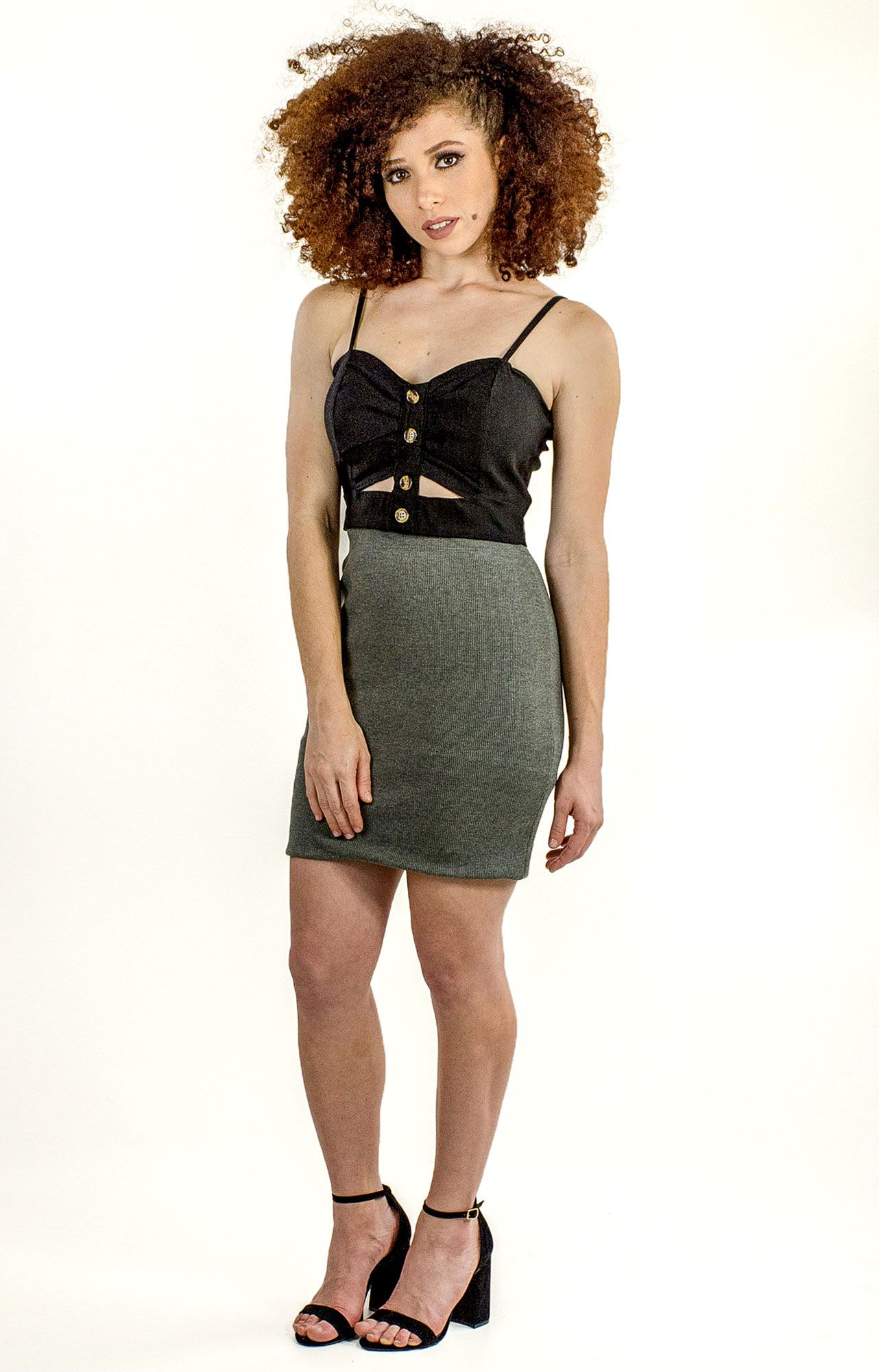 18b8896cf NotoriaStore: Moda Feminina Florianópolis - Online Cropped de alça fina