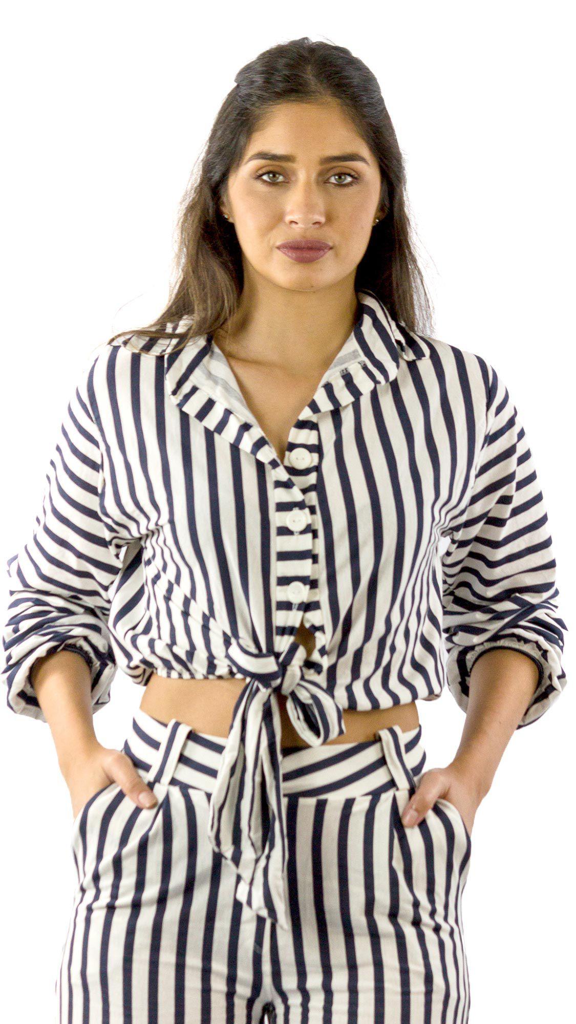 478761b6d NotoriaStore: Moda Feminina Florianópolis - Online Cropped marinheiro