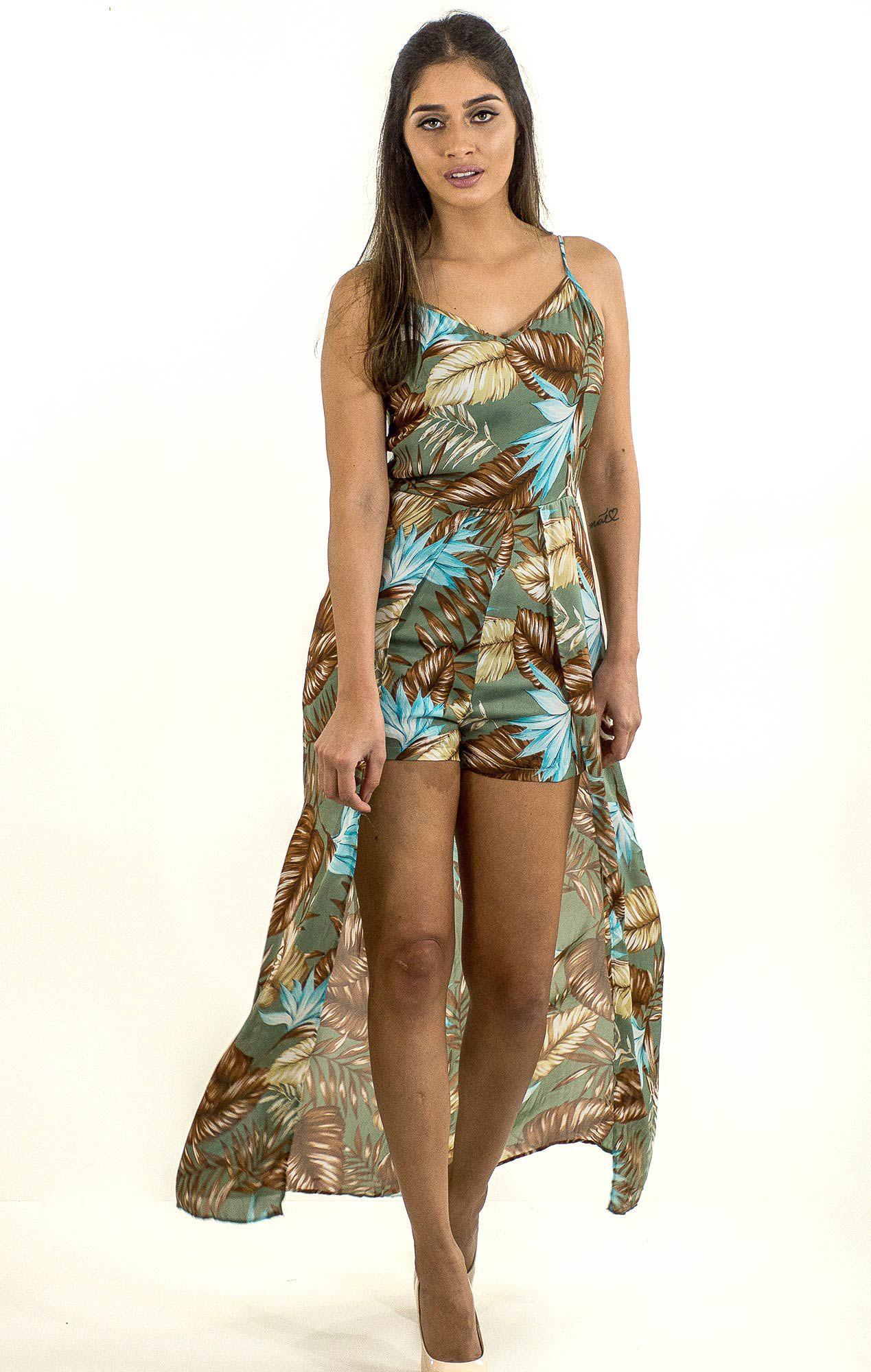 29d6320d7 NotoriaStore: Moda Feminina Florianópolis - Online Macacão curto com ...