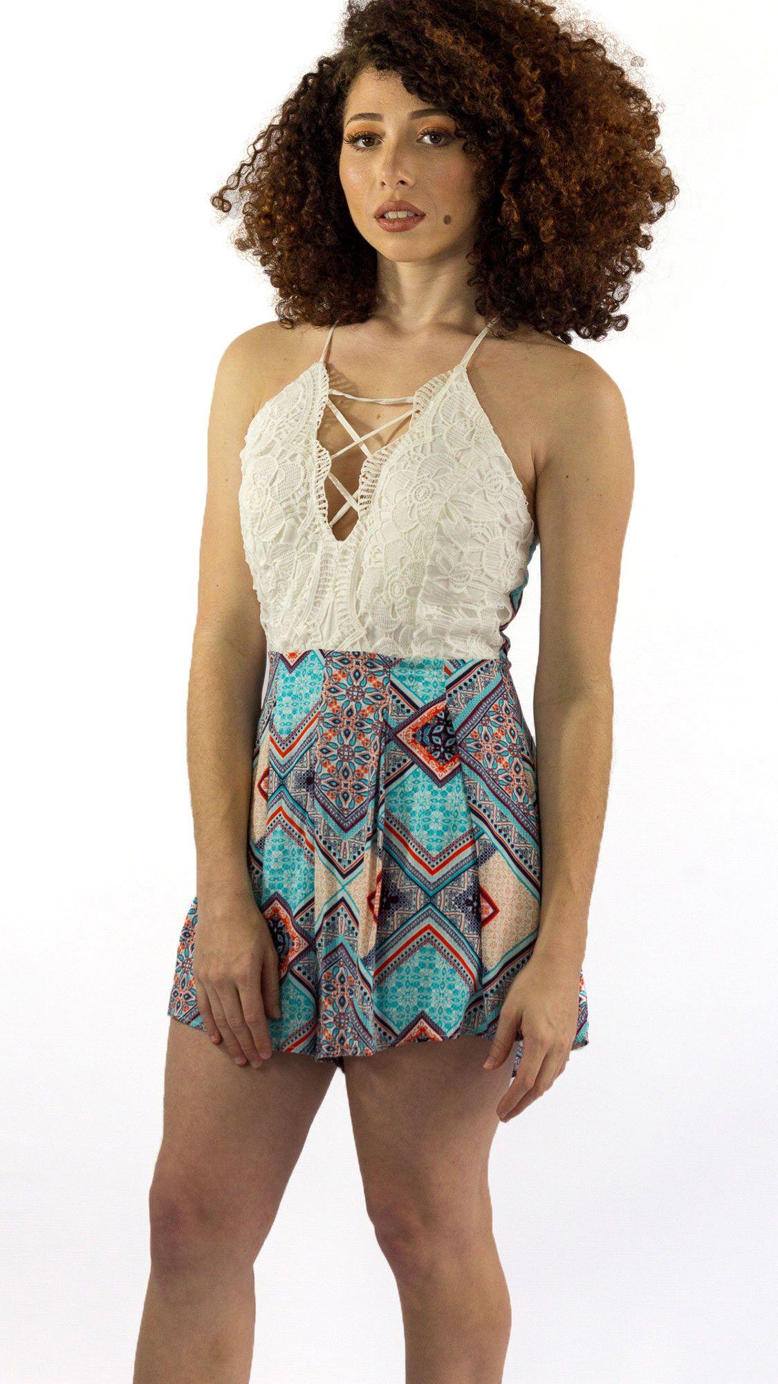 1226a0336 NotoriaStore: Moda Feminina Florianópolis - Online Macacão curto ...