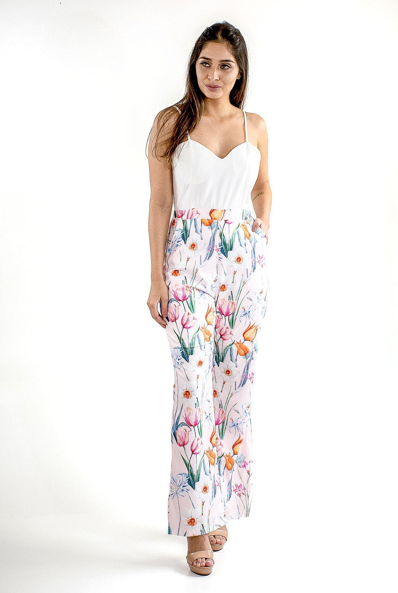 904816311 NotoriaStore: Moda Feminina Florianópolis - Online Macacão longo com ...