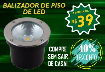 Balizadores de Piso LED
