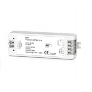 Amplificador Repetidor de Sinal Dimmer LED 5V a 36V RF 2.4G