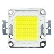 Chip LED COB 30W Real para Refletor Branco Frio 6500K