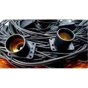 Varal de lâmpadas  - 10 Metros  - 10 bocais