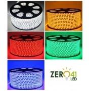 Fita LED 7.2W SMD5050 IP67 127V Amarelo 1M
