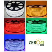 Fita LED 7.2W SMD5050 IP67 127V Azul 1M