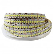 Fita LED SMD2835 IP20 12V 240Leds/m Branco Quente 3000K Rolo 5M