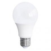 LAMPADA LED A60 7W E27 BIVOLT - BRANCO FRIO 6000K