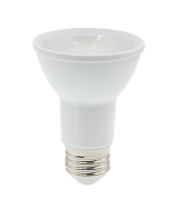 LAMPADA LED PAR20 6,5W COB E27 BIVOLT - BRANCO FRIO 6500K