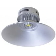 Luminária Industrial High Bay 100W COB BIVOLT - BRANCO FRIO 6500K