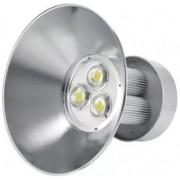 Luminária Industrial High Bay 150W COB BIVOLT - BRANCO FRIO 6500K