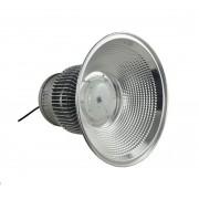 Luminária Industrial High Bay 150W SMD BIVOLT - BRANCO FRIO 6500K