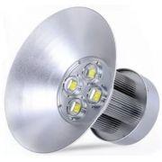 Luminária Industrial High Bay 200W COB BIVOLT - BRANCO FRIO 6500K
