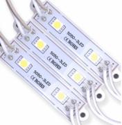 Modulo de LED SMD5050 2 LEDS 0.48W IP65 12V - BRANCO FRIO 6500K
