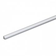 Perfil Sobrepor Canto 45º Para Fita LED  Barra 2 Metros