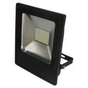 Refletor LED 20W Real IP66 SMD Bivolt Branco Quente 3000K