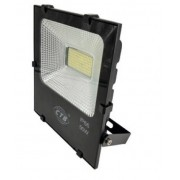 Refletor LED 50W Real IP66 SMD Bivolt Branco Quente 3000K