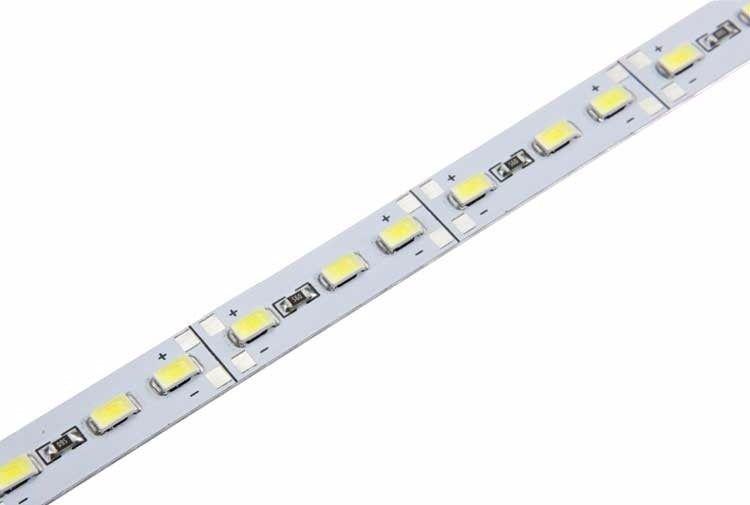 Barra De LED SMD5050 18W IP20 12V 1 Metro Branco Quente 3000K