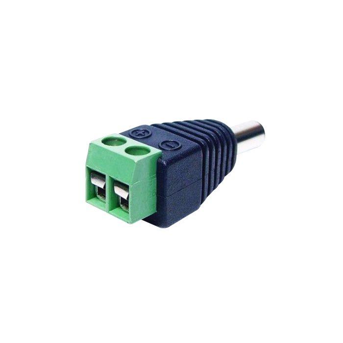 Conector P4 Macho para Fita LED