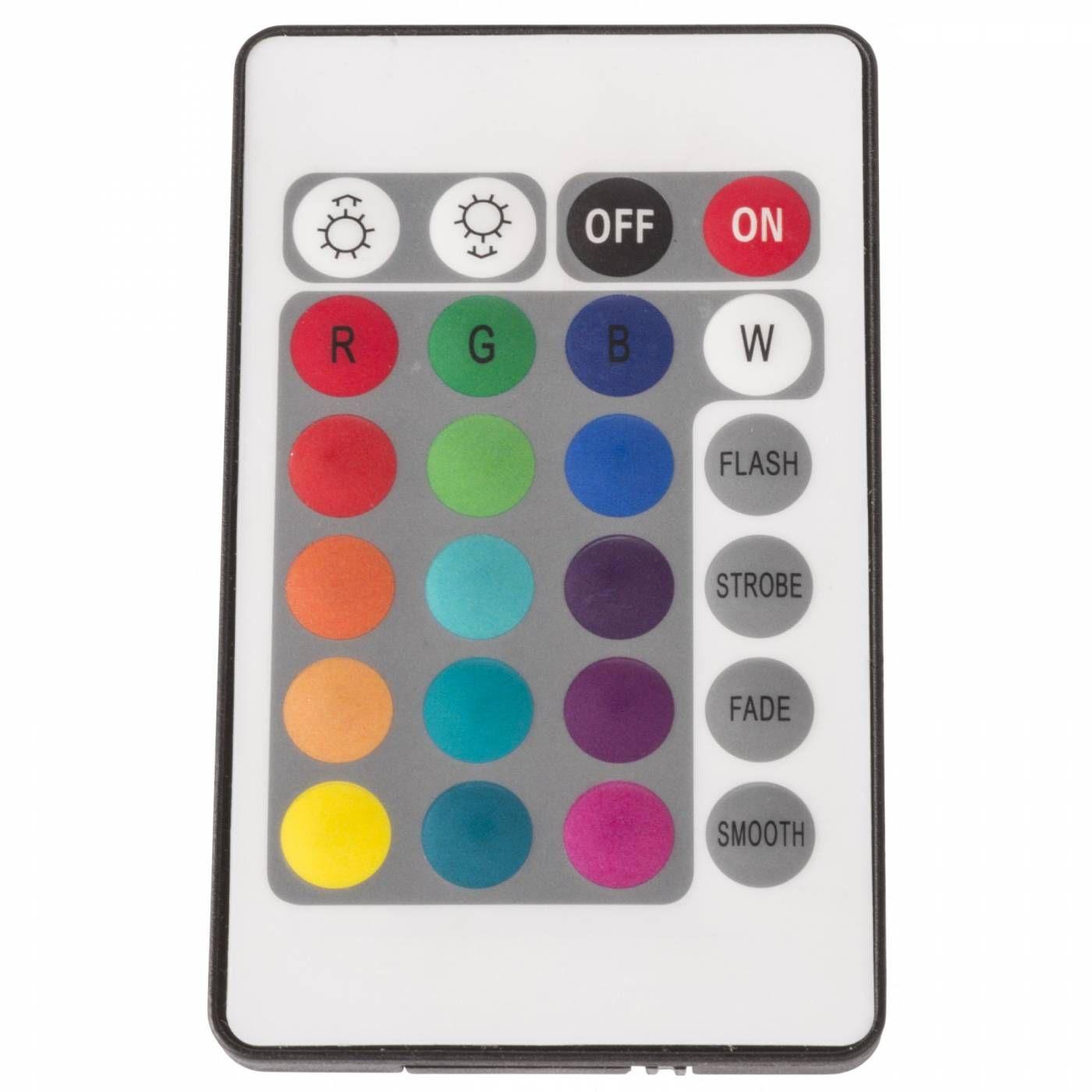 Controle para Fita LED RGB 12V IR