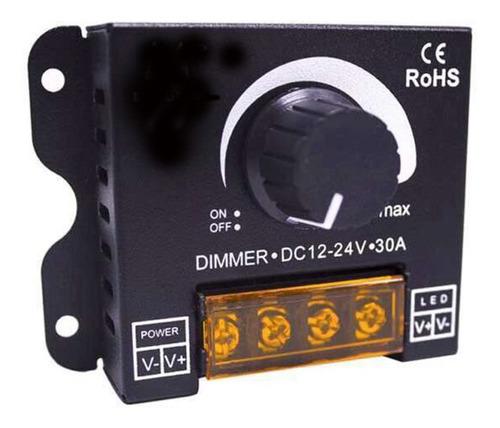 Dimmer LED 12V a 24V 30A