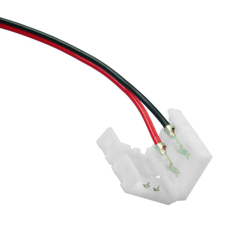 Emenda com Rabicho 20cm para Fita LED SMD5050