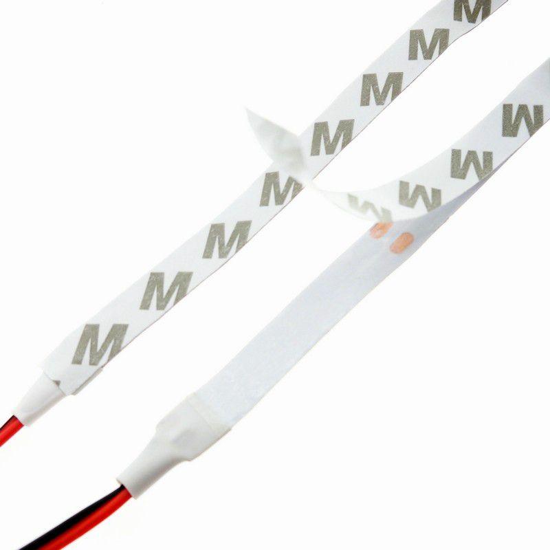 Fita LED 14.4W SMD5050 IP65 12V Azul Rolo 5M