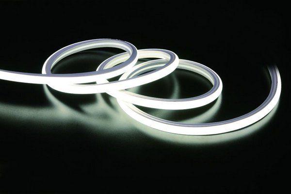 Fita LED NEON 7,5W IP66 127V Branco Frio 6000K 1M