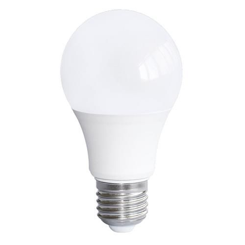 LAMPADA LED A60 12W E27 BIVOLT - BRANCO QUENTE 3000K