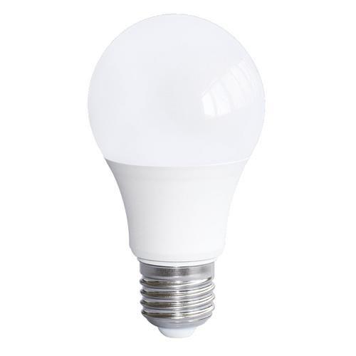 LAMPADA LED A60 8W E27 BIVOLT - BRANCO QUENTE 3000K