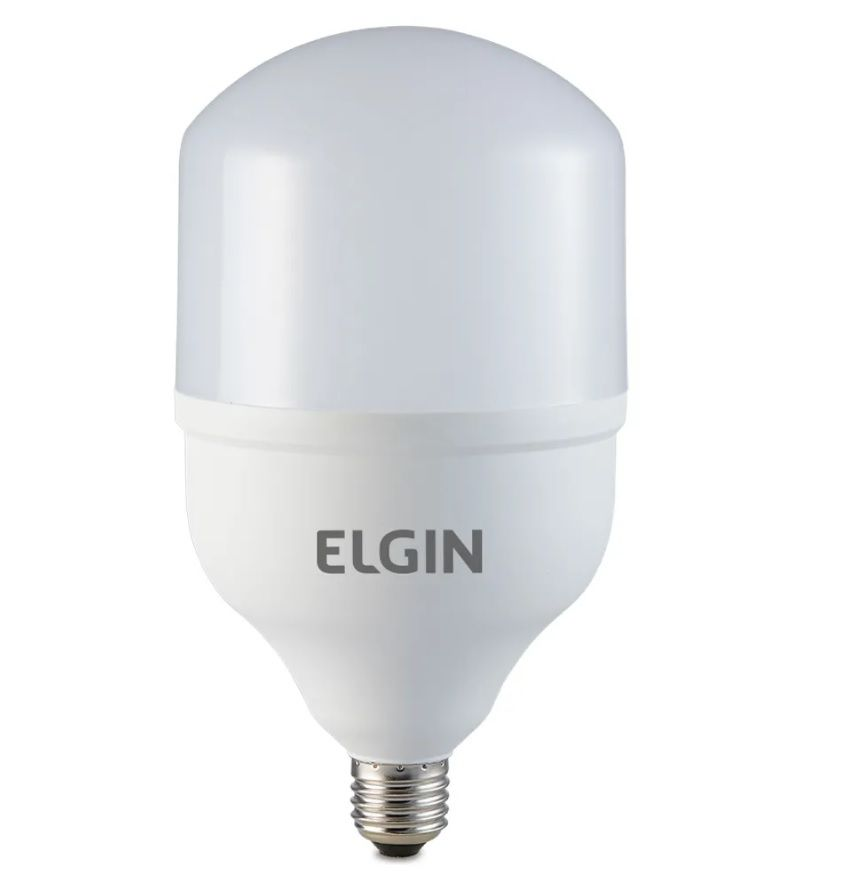 LAMPADA LED ALTA POTÊNCIA 40W E27 BIVOLT - BRANCO FRIO 6000K - ELGIN