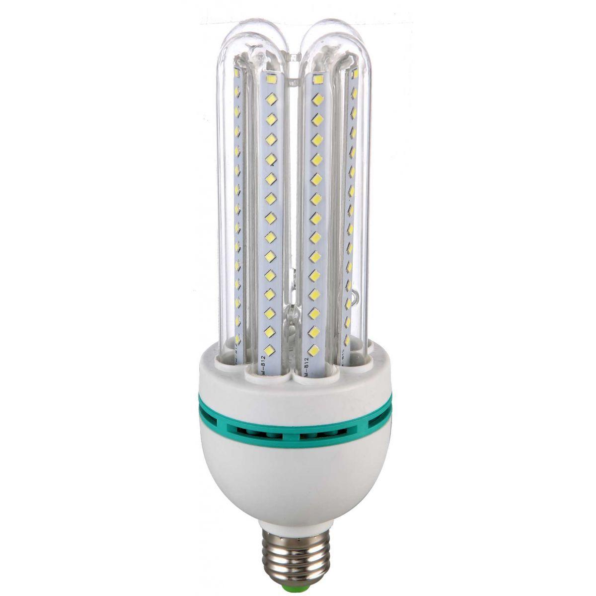 LAMPADA LED COMPACTA 4U 20W E27 BIVOLT - BRANCO FRIO 6000K