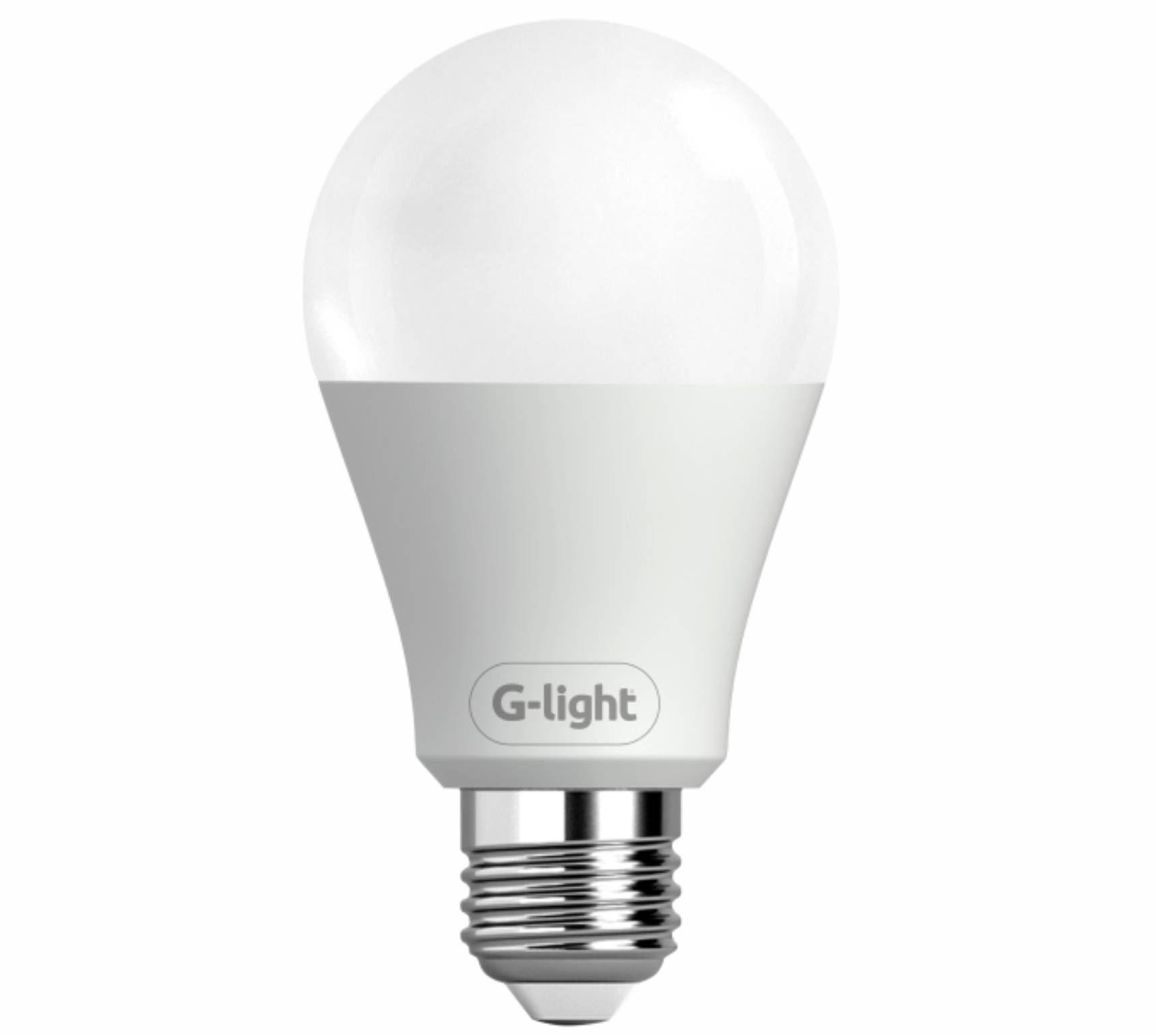 Lampada LED Dimerizavel A60 9W E27 Branco Quente 3000K 220V