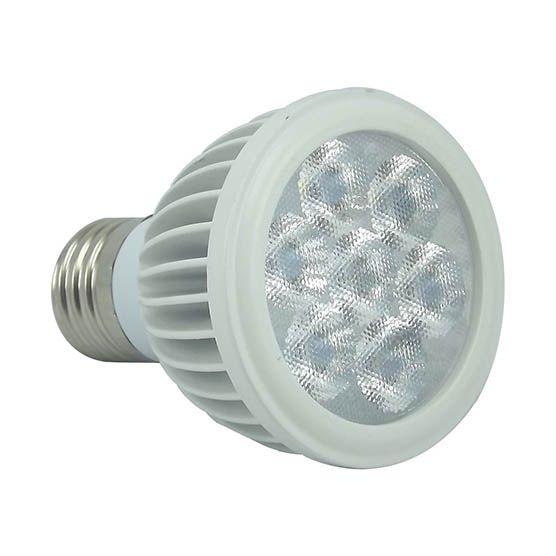 LAMPADA LED PAR20 5W DIMERIZAVEL SMD E27 110V - BRANCO QUENTE 3000K