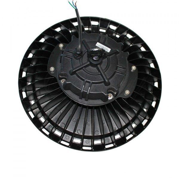 LUMINÁRIA INDUSTRIAL LED UFO 200W BIVOLT - BRANCO FRIO 6500K