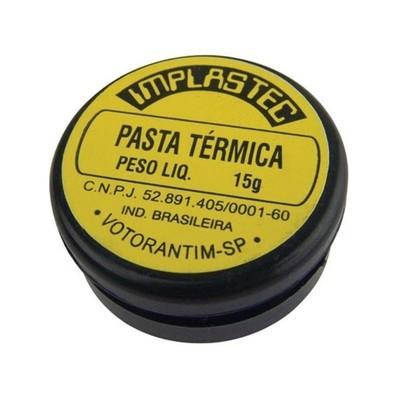 Pasta Térmica Implastec 15g.