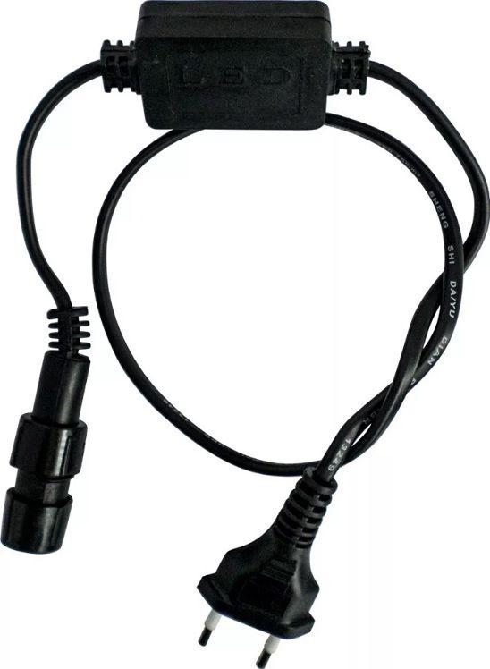 Plug para Mangueira LED 127V