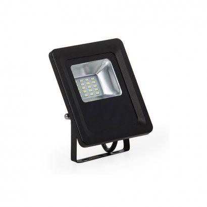 Refletor LED 10W Real IP66 SMD Bivolt Branco Quente 3000K