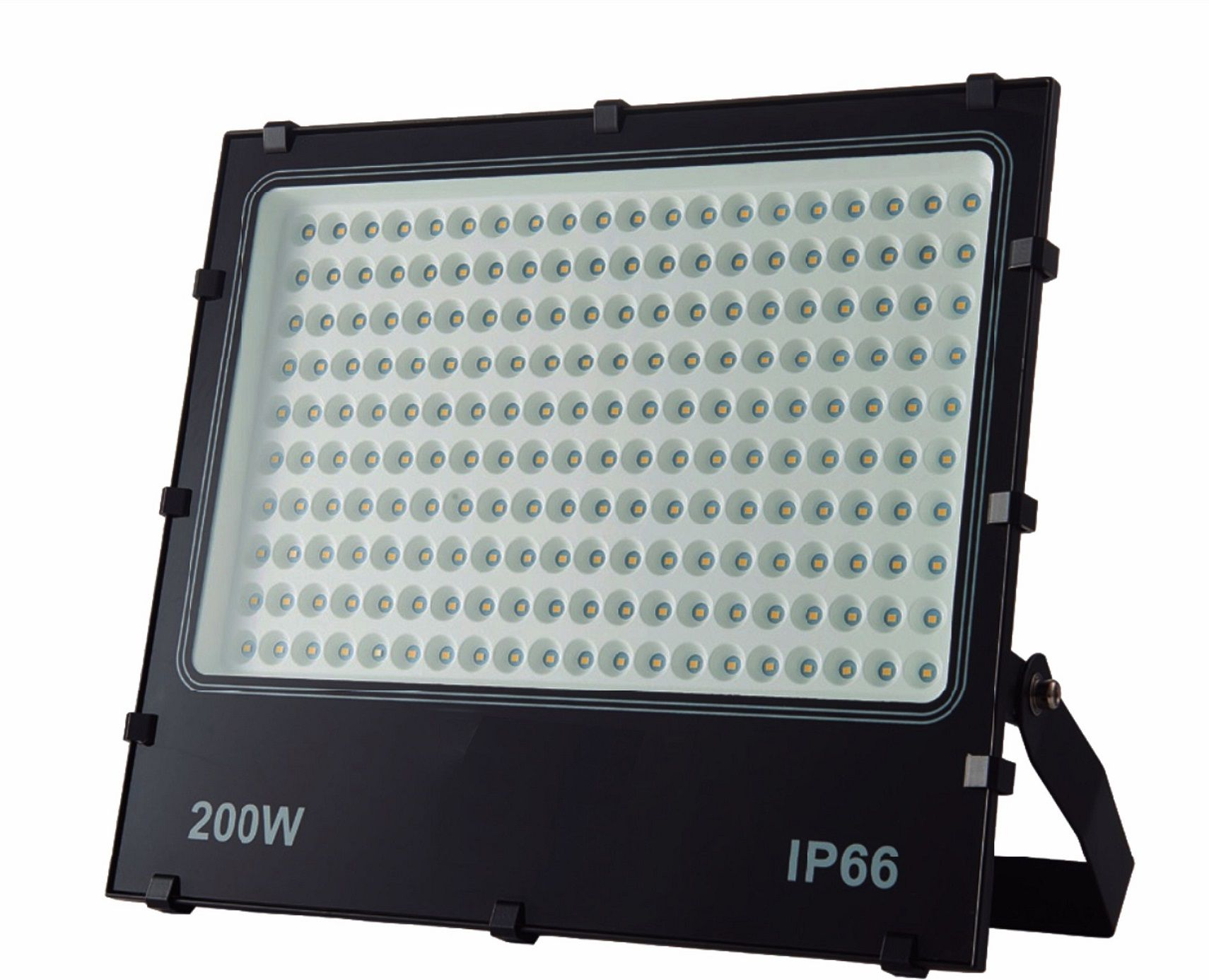 Refletor LED 200W Potencia Real IP66 Bivolt Branco Frio 6500K