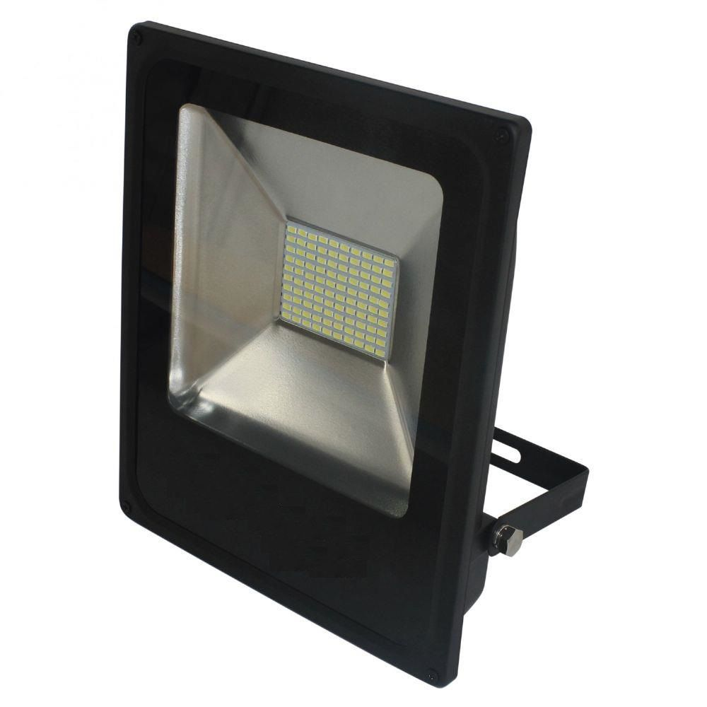 REFLETOR LED 20W REAL IP66 SMD BIVOLT - BRANCO QUENTE 3000K