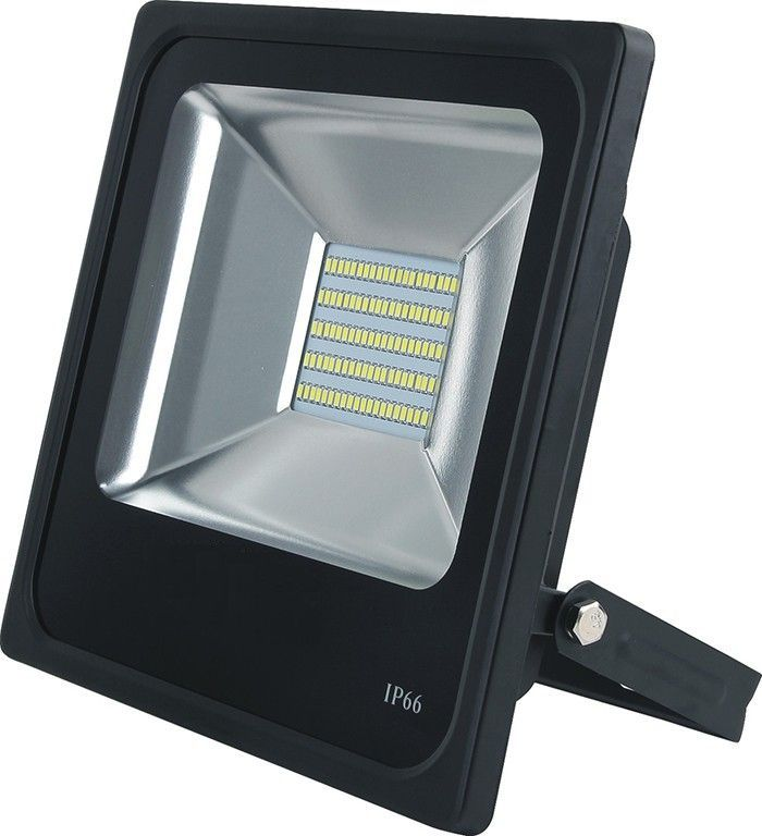 Refletor LED 30W Real IP66 SMD Bivolt Branco Frio 6500K
