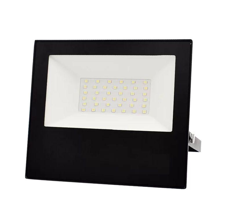 Refletor LED 50W IP66 SMD Bivolt - Branco Frio 6000K ROYA
