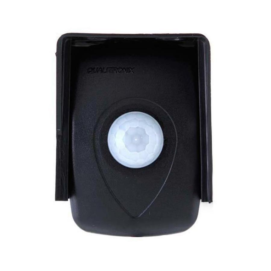 Sensor de Presença Externo Parede Com Fotocélula Bivolt
