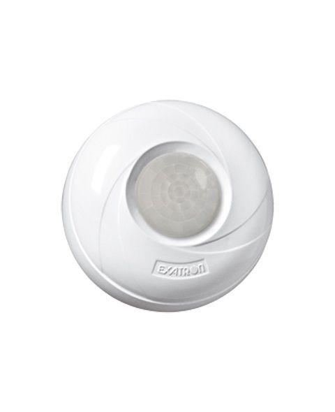 Sensor de Presença Sobrepor / Embutir Teto 360º Bivolt Exatron
