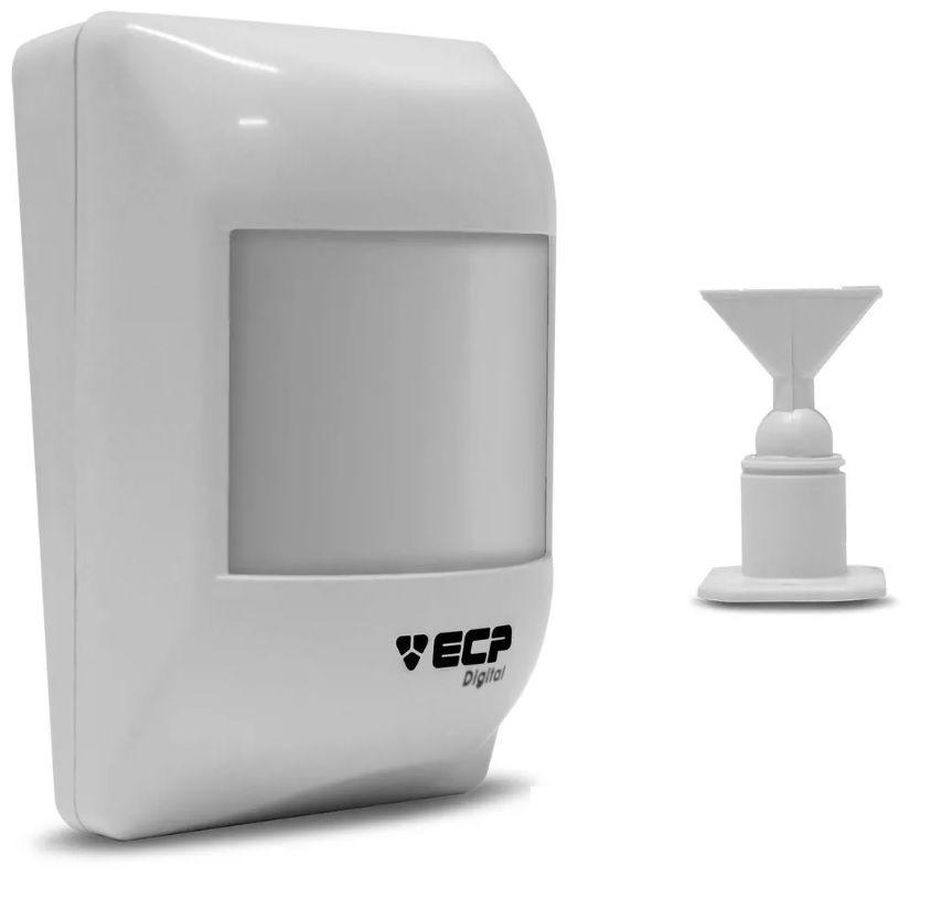 Sensor de Presença Sobrepor Parede Bivolt ECP