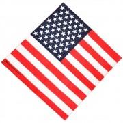 Bandana Importada Western Bandeira USA