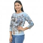 Blusa Feminina Importada Estampa Navajo