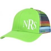 Boné NRS Ranch Verde Limão Com Tela
