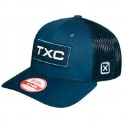 Boné Txc Brand Azul Marinho com Bordado